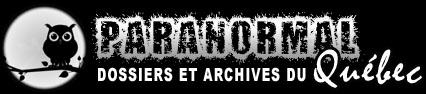 Paranormal Québec logo